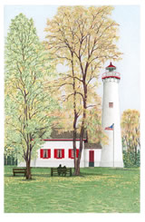 Forty-Mile Point Lighthouse